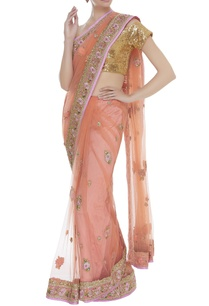 floral-booti-work-embroidered-sari