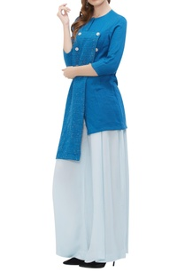 textured-buttoned-down-tunic