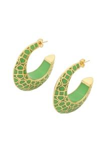 futuristic-statement-hoop-earrings