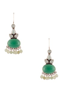 onyx-stone-dangling-earrings