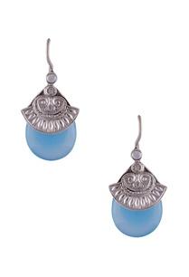 grecian-style-stone-earrings