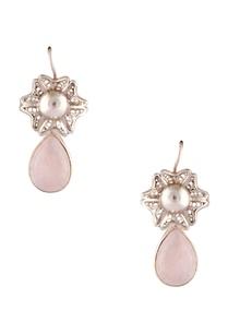 rose-floral-filigree-earrings