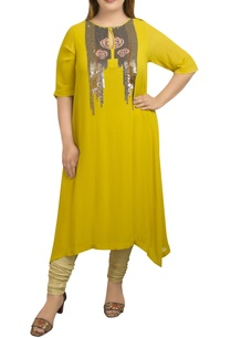 high-low-sequins-hand-embroidered-kurta