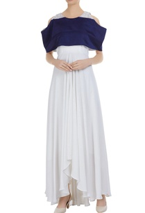 cold-shoulder-sleeves-maxi-dress