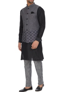 nehru-jacket-with-pattern