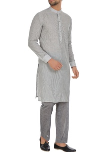 linen-stripes-kurta-with-pants