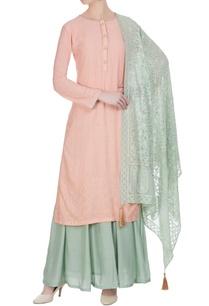 silk-kurta-with-sharara-pants-and-dupatta