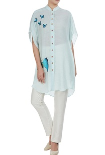 linen-silk-tunic-with-embroidered-butterfly-motifs