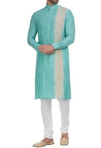 shibori-dyed-kurta-with-churidar