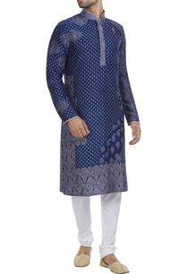 printed-kurta-with-churidar