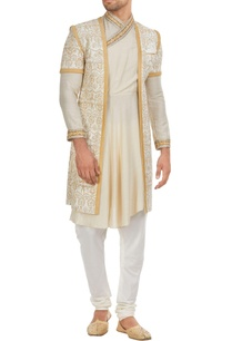 tissue-matka-silk-aari-hand-embroidered-sherwani-set