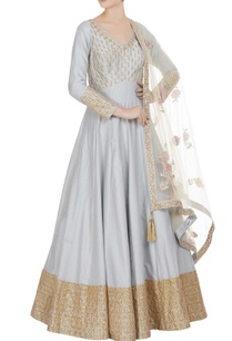 gota-embroidered-anarkali-with-parsi-dupatta