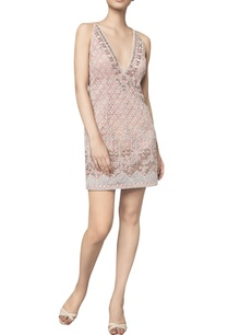 net-gota-patti-embroidered-mini-dress