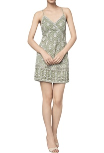 slip-dress-in-gota-patti-dori-embroidery