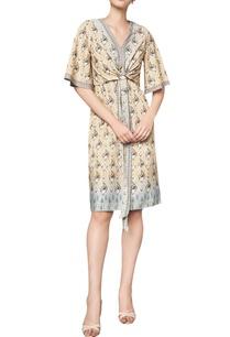 floral-printed-summer-dress