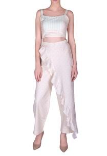 khadi-bustier-wrap-style-pants