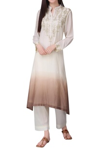 sequin-embroidered-tunic-with-flared-hem