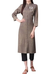 motif-embroidered-tunic-with-side-slit