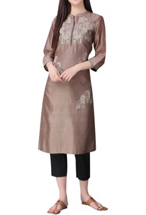chanderi-silk-zari-embroidered-tunic