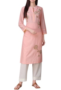 rose-motif-hand-embroidered-sequin-tunic