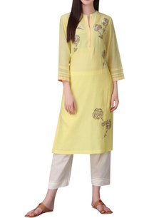sorbet-colored-rose-sequin-embroidered-tunic