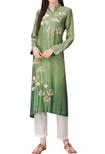 hand-embroidered-tunic-with-button-placket