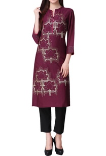 zari-hand-embroidered-sequin-lotus-tunic