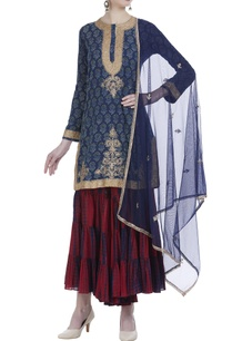printed-and-dabka-embroidered-sharara-and-kurta-set