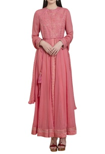 applique-thread-embroidered-anarkali-set