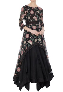 draped-embroidered-tunic-with-waistband