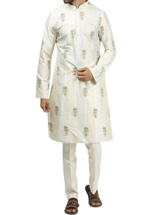 block-print-kurta-set
