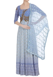 lucknowi-embroidered-pure-georgette-anarkali-gown-with-dupatta