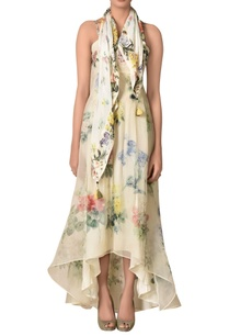 organza-floral-printed-high-low-dress