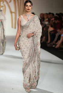 georgette-silk-floral-embroidered-sari-with-blouse-petticoat