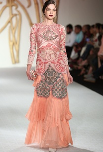 net-embroidered-draped-style-gown
