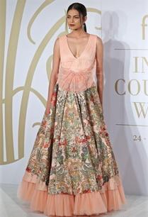 circular-printed-mononet-lehenga-skirt-and-blouse