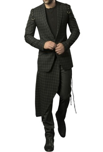 plaid-suiting-fabric-jacket
