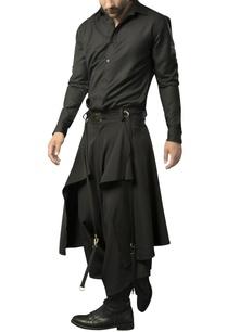 heavy-crepe-layered-dhoti-pants