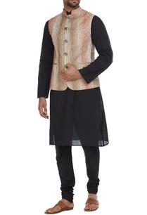 multi-colored-blended-nehru-jacket