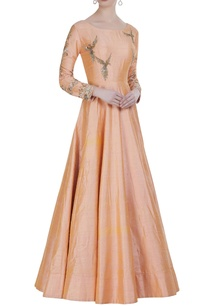 raw-silk-sequin-bead-embroidered-gown