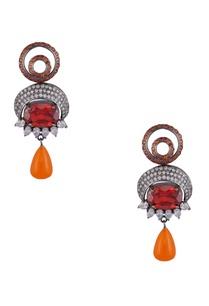 baroque-style-drop-earrings