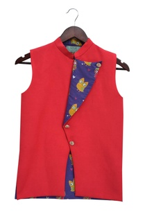 flip-over-jacket-with-owl-print