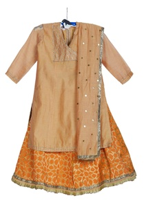 banarasi-brocade-lehenga-with-kurta-and-dupatta