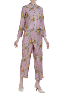 foil-floral-printed-jacket-with-pants