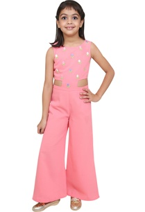 embroidered-floor-length-jumpsuit