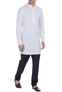 embroidered-short-kurta-with-button-placket
