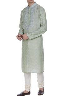 tussar-silk-kurta-with-te-dye-work
