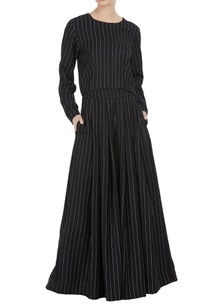pinstriped-flared-pants