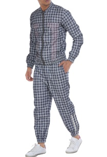 checkered-jogger-pants