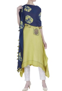 draped-tunic-with-attached-scarf
